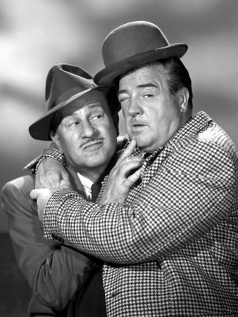 The Abbott and Costello Show, Bud Abbott, Lou Costello, 1952-53 Premium Poster