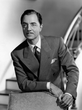 William Powell, 1943 Premium Poster