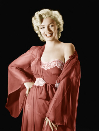 Marilyn Monroe, 1950s Photo
