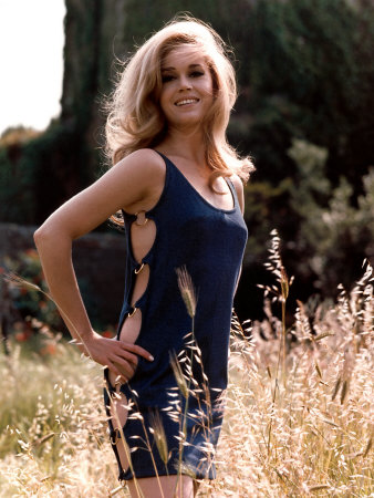 Jane Fonda, C.1960s Photo