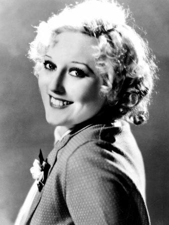 Thelma Todd, c.1933 Photo