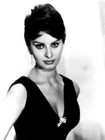 Sophia Loren, 1960 Photo