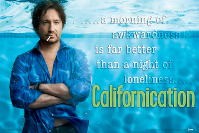 Californication Plakat