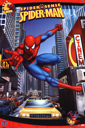 Spiderman Póster