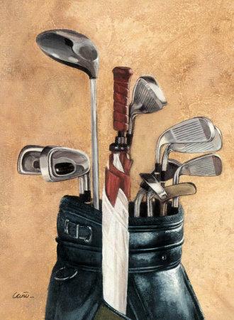 Golf II Prints by  Cano