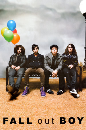 Fall Out Boy. Fall Out Boy Poster