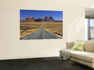 Monument Valley, Utah, USA Wall Mural