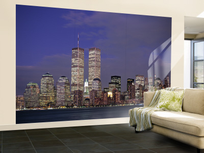 Manhattan, New York City, NY, USA Wall Mural – Large