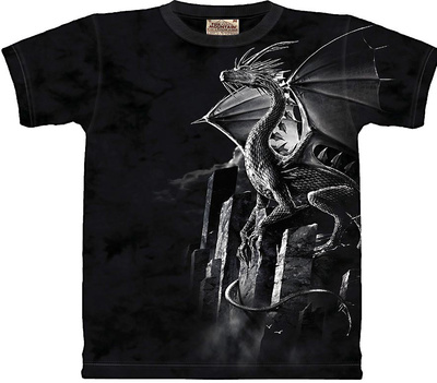 Silver Dragon T-shirts