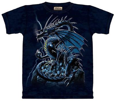 Skull Dragon T-shirts