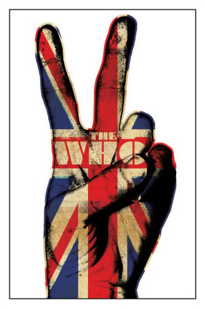 The Who Affiche