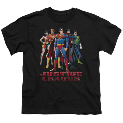 Youth: Justice League America - In League T-shirts