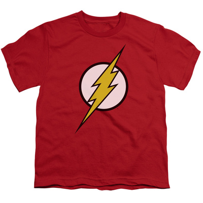 Youth: Justice League America - Flash Logo T-shirts