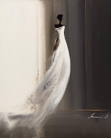 Silhouette Feminine I Affischer av Olivier Tramoni
