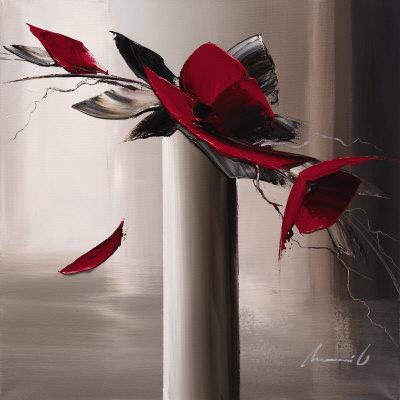 En Rouge et Gris I Planscher av Olivier Tramoni