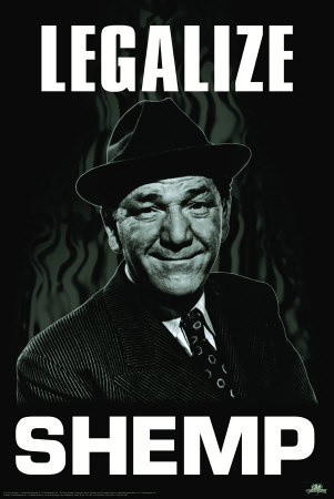 Three Stooges - Legalize Shemp Posters