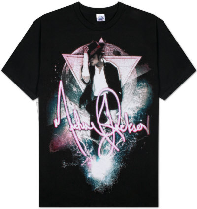 Michael Jackson - Moon Dance T-Shirt