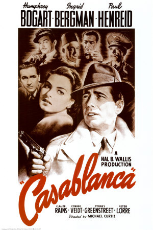 Casablanca -  AllPosters.co.uk