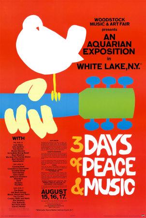 Woodstock Planscher