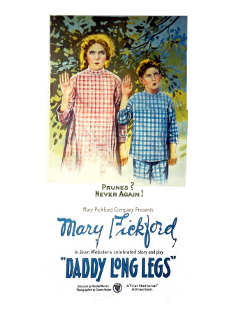 Daddy Long Legs, Mary Pickford, 1919 Photo