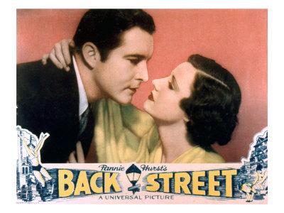 Back Street, John Boles, Irene Dunne, 1932 Photo