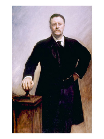 Theodore Roosevelt, U.S. President Photo