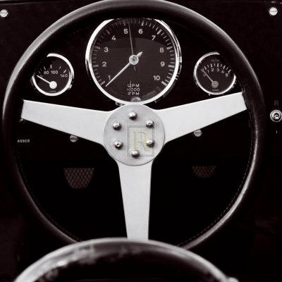 1959 Porsche Kunsttryk