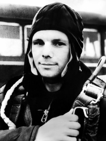 yuri gagarin 1961 - photo #20