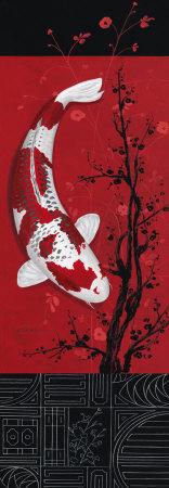 Premium Kujaku Poster af Nicole Gruhn