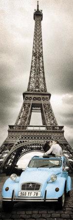 Paris Romance Plakat