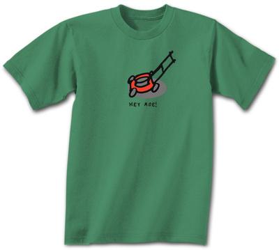 Hey Moe T-shirts