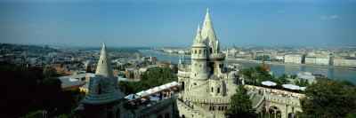 Budapest Hungary Photographic Print by  Panoramic Images