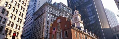 Boston Massachusetts Photographic Print by  Panoramic Images