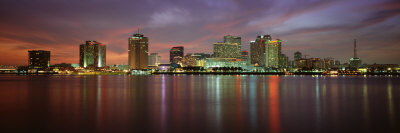 New Orleans, LA Photographic Print by  Panoramic Images