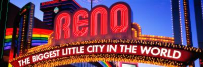 Us, Nevada, Reno Photographic Print by  Panoramic Images