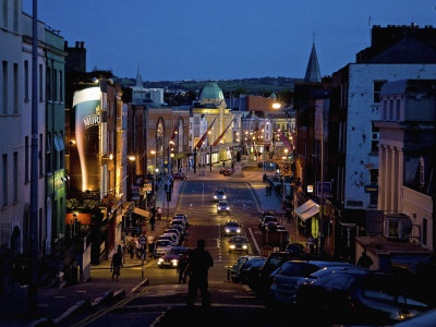 St Patrick's Street, Cork City, Ireland Photographic Print