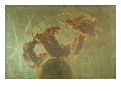 Dance of the Hours Giclee Print by Giovanni Antonio Amadeo