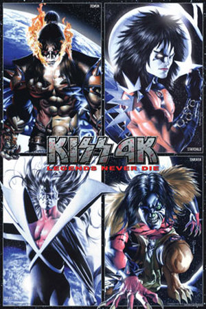 KISS Posters