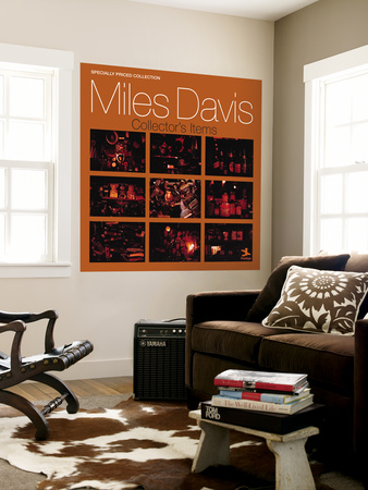 Miles Davis Quintet, Live at the 1963 Monterey Jazz Fest Wall Mural