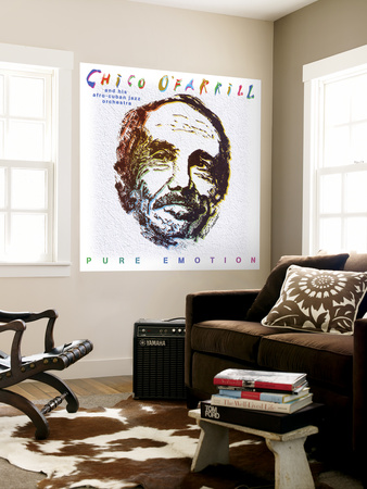 Chico O'Farrill - Pure Emotion Wall Mural