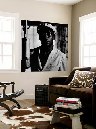 Miles Davis - The Musings of Miles Wall Mural
