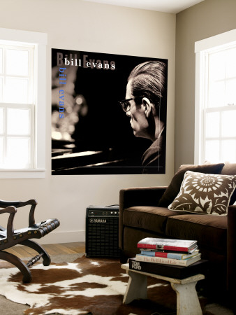 Bill Evans Quintet - Jazz Showcase (Bill Evans) Wall Mural