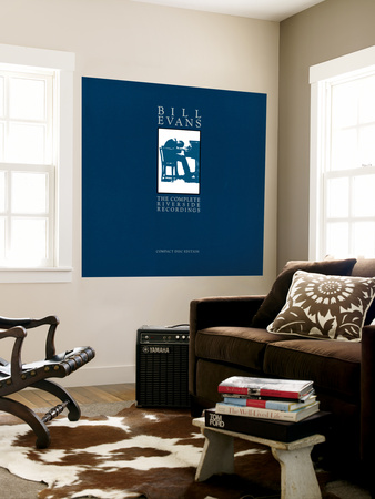 Bill Evans - The Complete Riverside Recordings Wall Mural