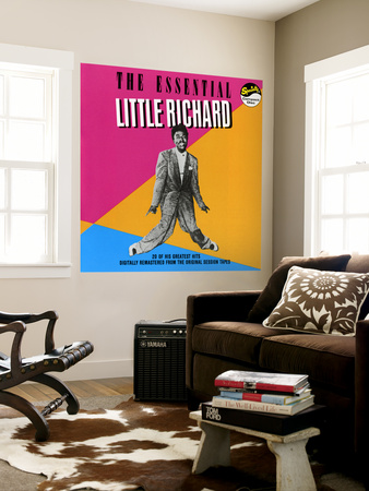 The Essential Little Richard Vægplakat