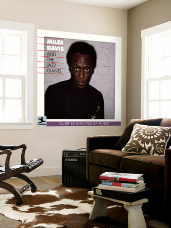 Miles Davis All-Stars - Miles Davis and the Jazz Giants Wall Mural