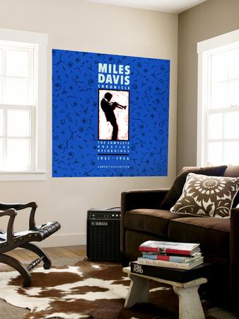 Miles Davis All-Stars - Chronicle Wall Mural