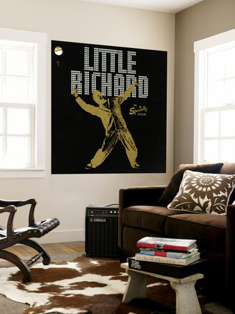 Little Richard - The Specialty Sessions Vægplakat
