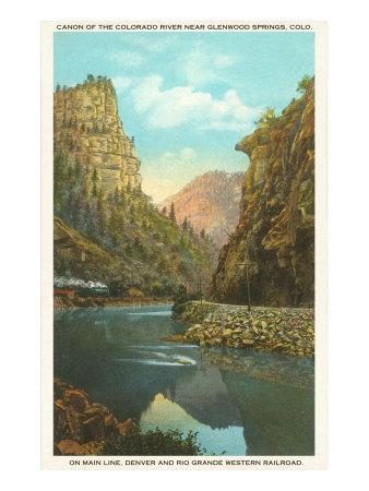 Glenwood Springs, Colorado Posters