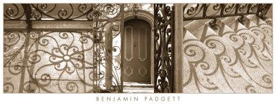 Through the Gate I Prints by Benjamin Padgett
