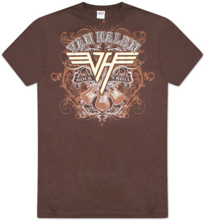 Van Halen - Rock N Roll T-Shirt